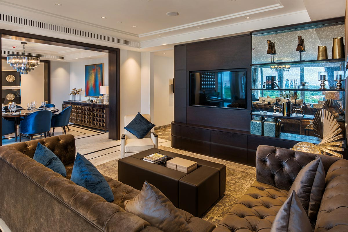 luxury real estate developers in pune
