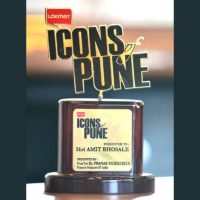 Lokmat Icons of Pune award
